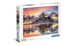 Clementoni sestavljanka Mont Saint-Michel, 1000 kosov (39367)