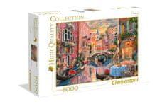 Clementoni sestavljanka Venice Evening Sunset, 6000 kosov (36524)