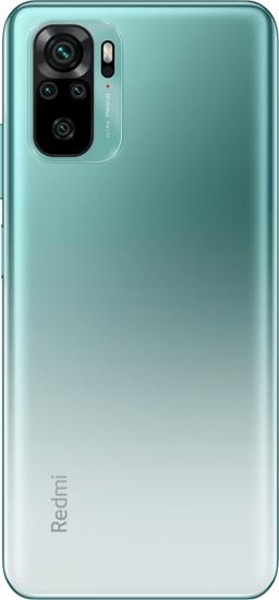 Xiaomi Redmi Note 10 mobilni telefon, 4GB/128GB, zelen