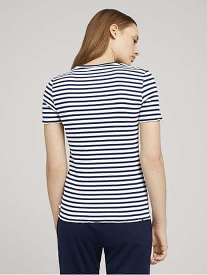 Tom Tailor Női póló Slim Fit 1024963.25924