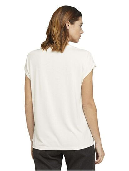 Tom Tailor Női póló Loose Fit 1024964.10348
