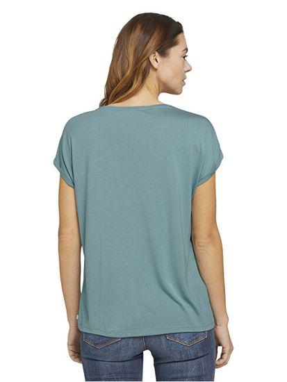 Tom Tailor Ženska majica Loose Fit 1024964.13178