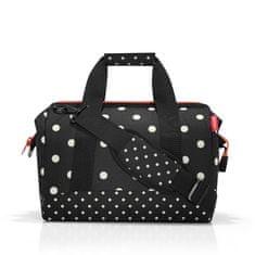 Reisenthel potovalna torba, 18 l, M, Mixed Dots