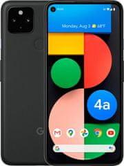 Google Pixel 4a 5G mobilni telefon, 6GB/128GB, črn
