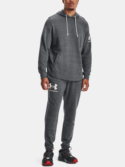 Under Armour Tepláky RIVAL TERRY JOGGER-GRY