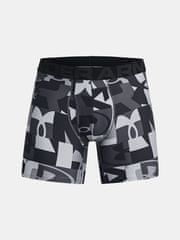 Boxerky UA Tech 6in Novelty 2 Pack-GRY XL