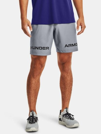 Under Armour Kratke hlače UA Woven Graphic WM Short-GRY