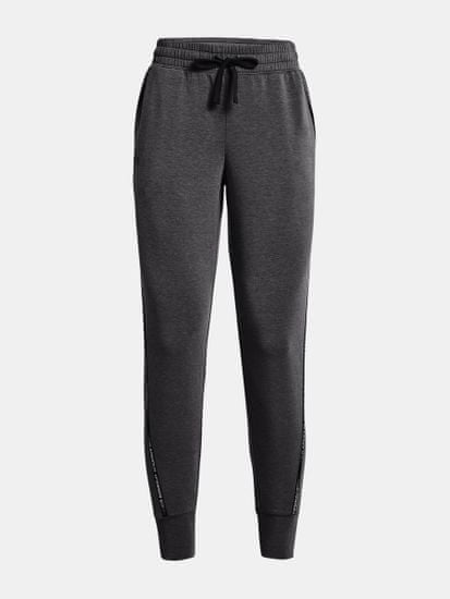Under Armour Hlače UA Rival Terry Taped Pant-GRY