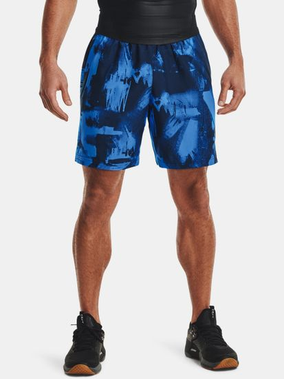 Under Armour Kratke hlače UA Woven Adapt Shorts-NVY