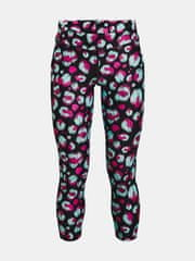 Under Armour Pajkice HG Armour Printed Ankle Crop-BLK M