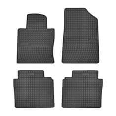 MAMMOOTH Gumové koberce, Kia Optima 09.2015 (Sedan),černá, sada 4 ks