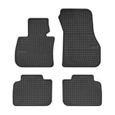 MAMMOOTH Gumové koberce, BMW 2 (F45) (Kombi) 11.2013,černá, sada 4 ks