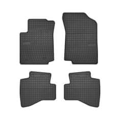 MAMMOOTH Gumové koberce, Citroen C1 II, Peugeot 108, Toyota Aygo (Liftback) 04.2014, černá, sada 4 ks