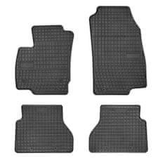 MAMMOOTH Gumové koberce, Ford B-MAX, (VAN) 10.2012,černá, sada 4 ks
