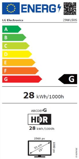 LG 29WL50S (29WL50S-B.AEU)