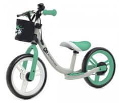 KinderKraft Lábbal hajtós kismotor Space, zöld