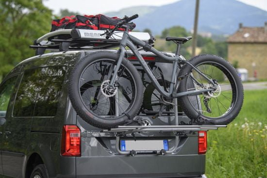 Menabo Kerékpárszállító hátsó ajtóra SHADOW CADDY 3 MENABO