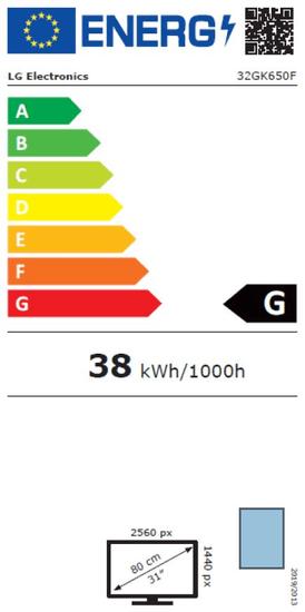 LG 32GK650F (32GK650F-B.AEU)