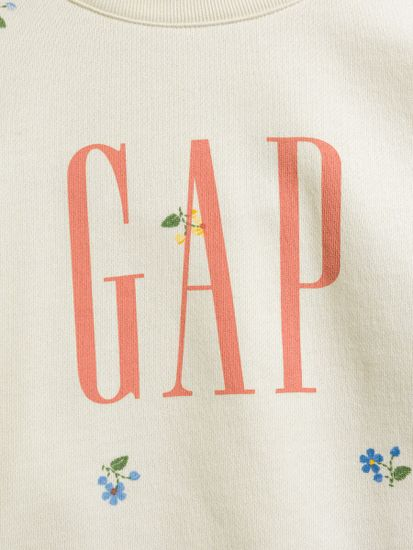 Gap Otroška Pulover Logo Wedge Fshn Po 113Ivfrf Xl