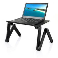 Timeless Tools Több ponton állítható laptoptartó