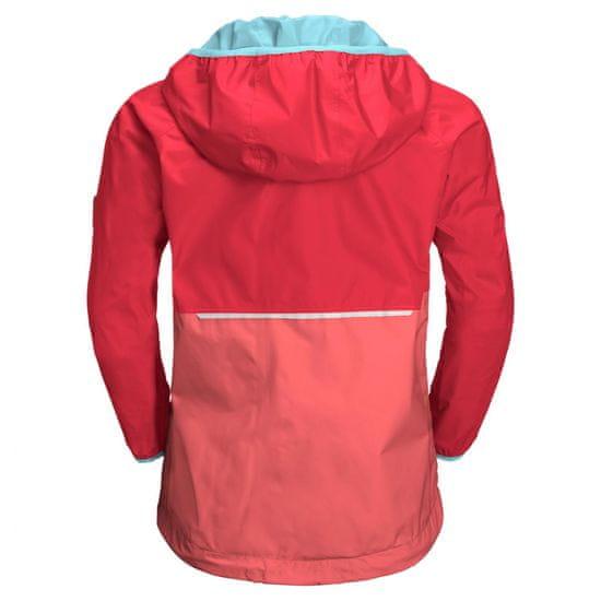 Jack Wolfskin przeciwdeszczowa kurtka dziewczęca Rainy Days Kids 1604815