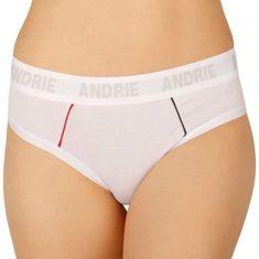 Andrie Dámske nohavičky biele (PS 2412 C) - veľkosť S
