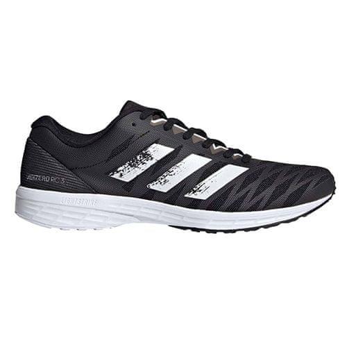 Adidas ADIZERO RC 3 M, ADIZERO RC 3 M | FW2210 | CBLACK / FTWWHT / SYELLO | 7