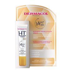 Dermacol Átalakító ránctalanító szérum 3D Hyaluron Therapy (Intensive Wrinkle-Filler Serum) 12 ml