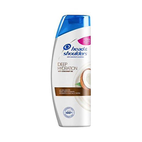Head & Shoulders Coconut globoko Hydration (Anti-Dandruff Shampoo)