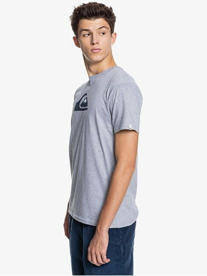 Quiksilver T-shirt męski Comp Logo Ss EQYZT06314 -SGRH