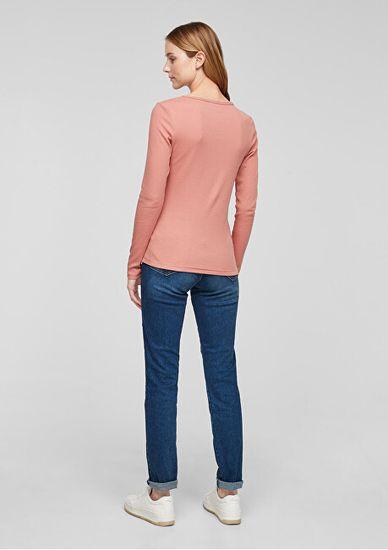 s.Oliver Ženska majica Slim Fit 14.103.31.X015 .3781