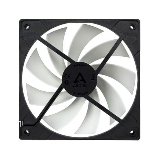 Arctic Cooling F12 Silent ventilator za ohišje, 120 mm, 3-pin