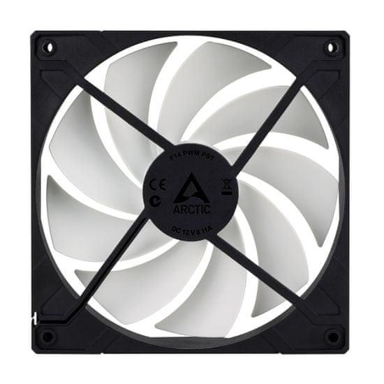 Arctic Cooling F14 PWM PST ventilator za kućište, 140 mm, 4-pin