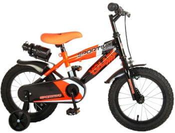 Chlapcov nadchne športový bicykel Dino Bikes 14