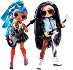 L.O.L. Surprise! OMG ReMix Rocker Boi & Punk Grrrl