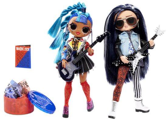 L.O.L. Surprise! OMG ReMix Rocker Boi & Punk Grrrl