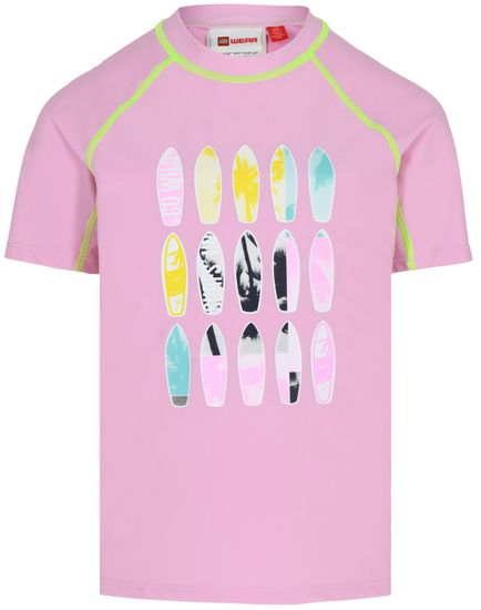 LEGO Wear Teah LW-11010011 majica za plivanje za djevojčice