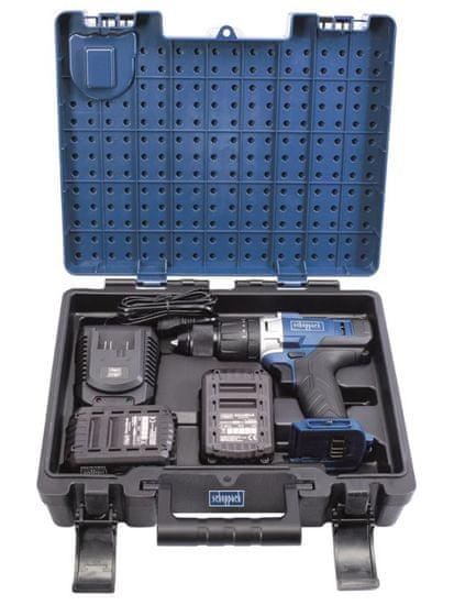 Scheppach wkrętarka akumulatorowa DTB20ProS, zestaw (5909222904)