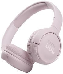 JBL Tune 510BT brezžične slušalke, roza