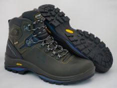 Grisport Bear 12833 temno sivi unisex polvisoki treking čevlj, 40