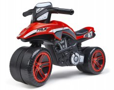 Falk Racing Team ride-on Moto futóbicikli - piros