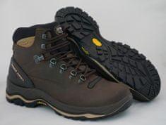 Grisport Lynx 11205 temno rjavi unisex polvisoki treking čevlji , 41
