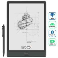 Onyx Boox Note 3 e-bralnik, 4GB/64GB, Wi-Fi, črn
