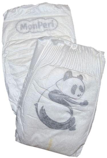 MonPeri Bamboo Mega Pack S, 3-6 kg (200 ks)