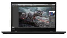 Lenovo ThinkPad P15s Gen 1 prenosnik (20T4003DSC)