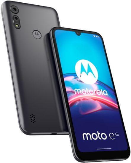 Motorola Moto E6i, 2GB/32GB, Meteor Grey