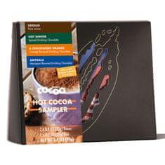 Becks Cocoa Ochutnávací sada rozpustné čokolády, 4x25g
