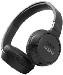 JBL Tune 660NC brezžične slušalke, črne