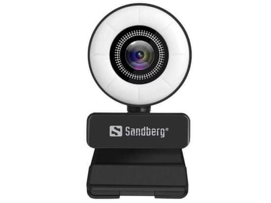 Sandberg Kamera Streamer Webcam 1080P (134-21)