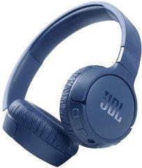JBL Tune 660NC brezžične slušalke, modre